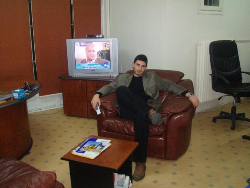 2013 Yılı Köy ağamız Yusuf Ecevit