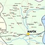 Hafik Haritası